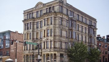 NEW PLAN WOULD RESTORE LONG-VACANT ALEXANDRA HOTEL IN BOSTON'S SOUTH END